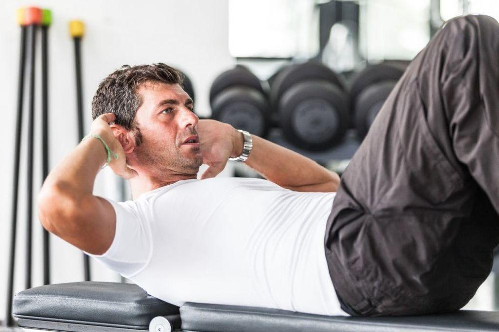 Ove vežbe će potpuno istopiti masne naslage s vašeg stomaka