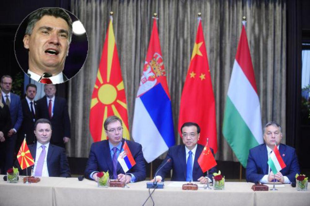 HRVATI BESNI: Milanoviću, gde nađe da bojkotuješ najvažniji samit ove godine?