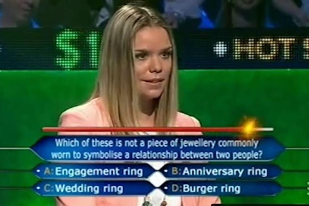 (VIDEO) PUKLA NA PRVOM PITANJU MILIONERA: Koji od ponuđenih odgovora...