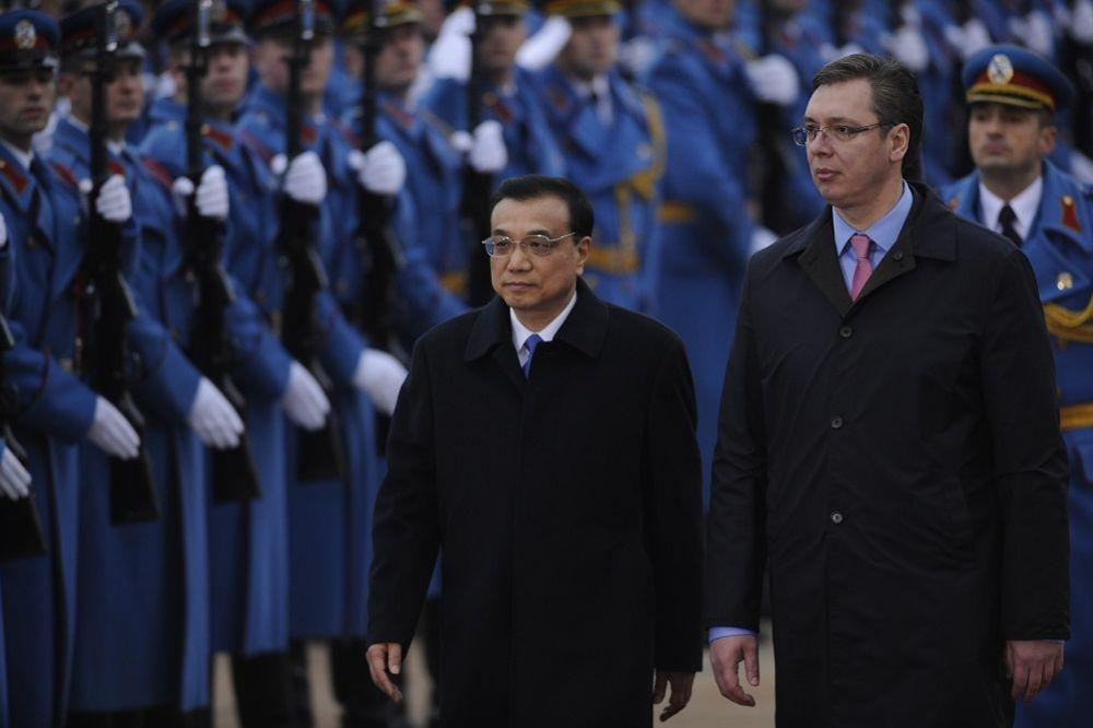 PALATA SRBIJA VUČIĆ: Želimo da unapredimo ekonomske odnose sa Kinom!