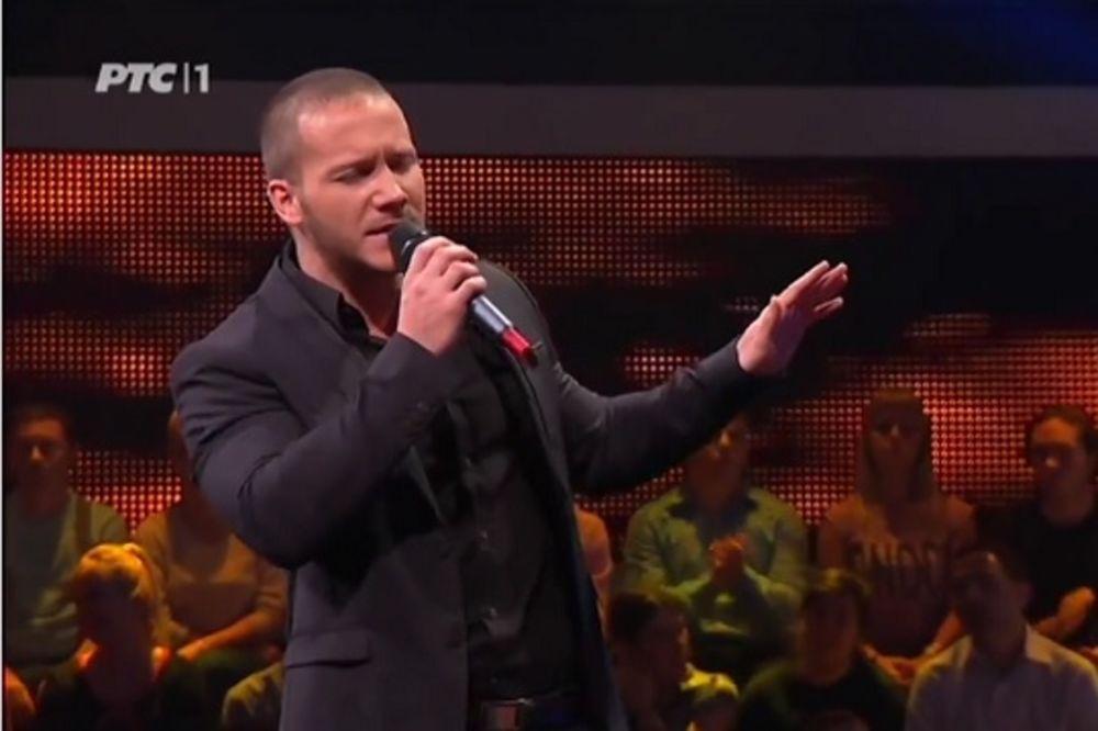 RAZVALIO: Poslušajte kako Saša Kovačević peva narodnjake