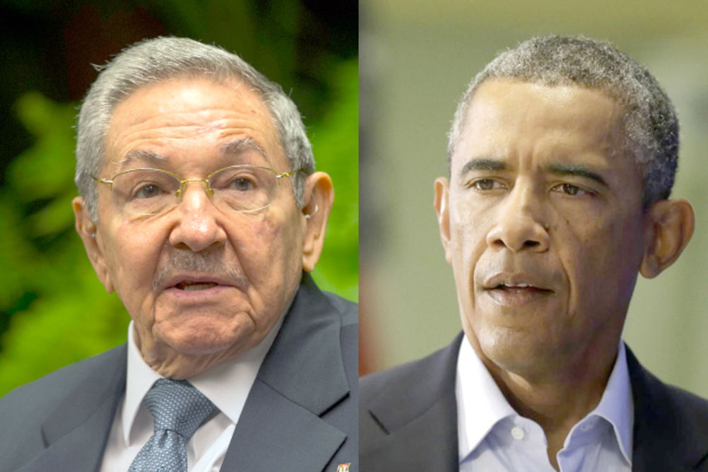 ISTORIJSKI PREOKRET: Razgovor Obame i Kastra, ukidanje embarga posle pola veka!