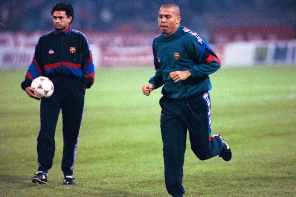 (VIDEO) ŠTA IM URADI: Pogledajte kako je Ronaldo osramotio Žozea Murinja i Luisa Enrikea
