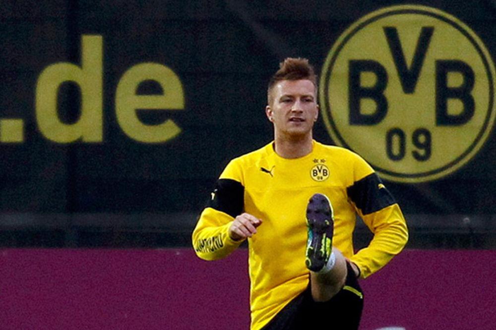 NIŠTA OD JUVENTUSA: Rojs ostaje u Borusiji Dortmund