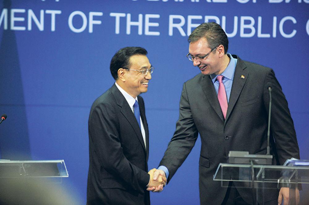 REZULTATI SAMITA: Kinezi će investirati u pruge, energetiku i poljoprivredu