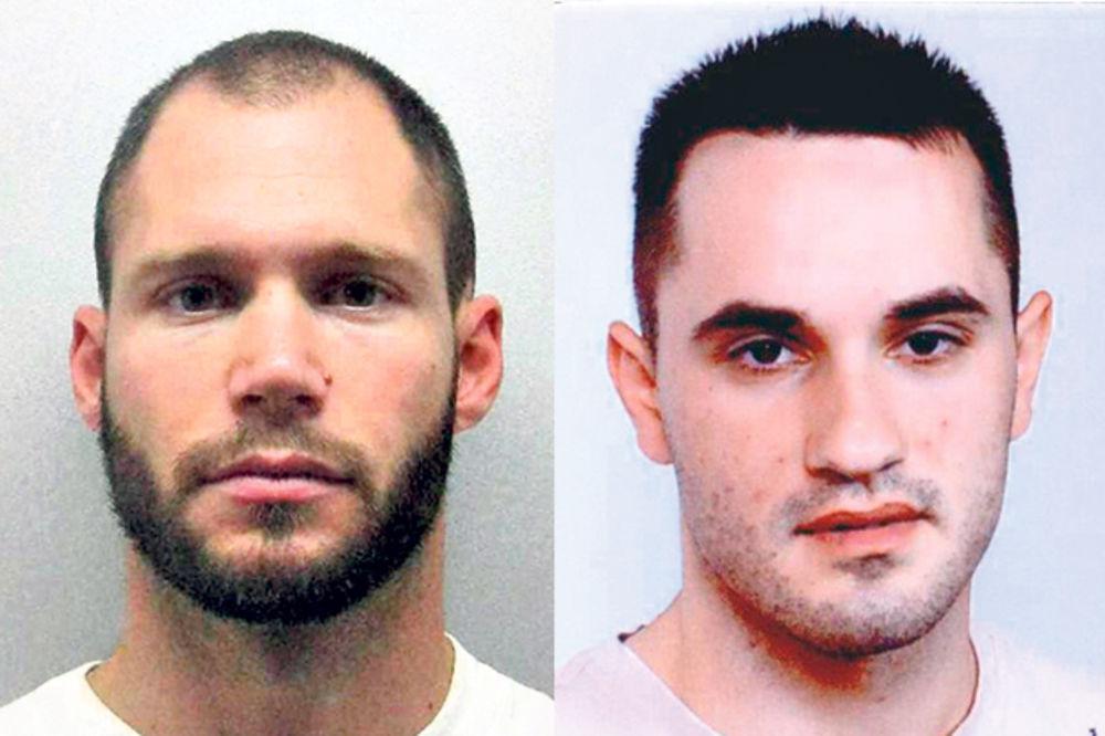 KANTRIMEN 2: Goran Šarac iskopirao Marka Milićeva da bi izbegao hapšenje