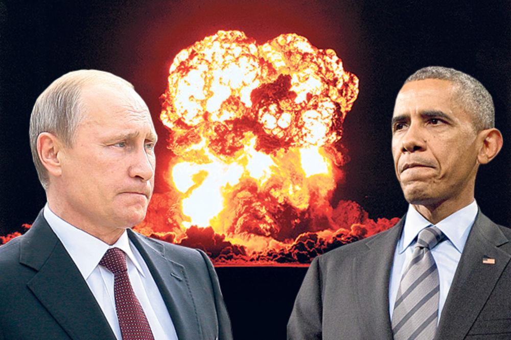 AMERIČKI GENERALI ŽELE RAT SA RUSIJOM Bivši komandanti NATO ubeđivali Obamu da se sukobi sa Putinom