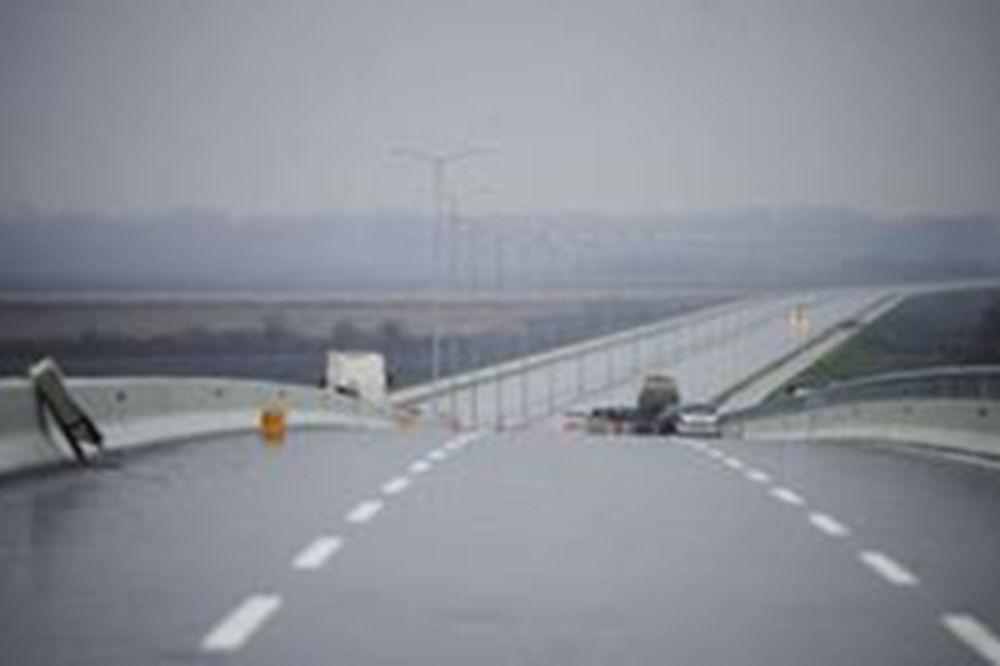 Sve spremno za svečano otvaranje Pupinovog mosta