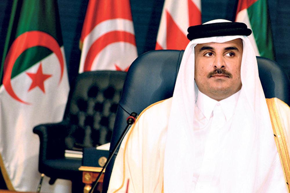 ZAPADU LAKNULO: Katar ponovo u zagrljaju zalivskog bloka