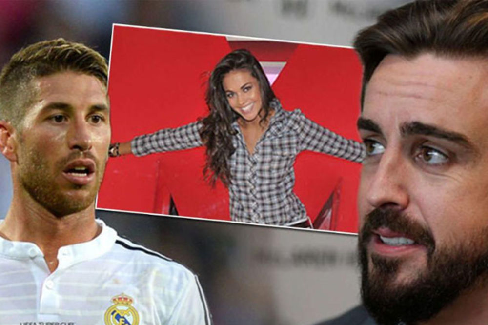 LEPA LARA PROMENILA SPORT I MOMKA: Fernando Alonso smuvao Ramosovu bivšu