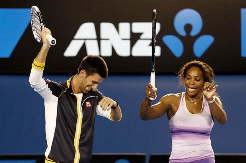 ITF PROGLASIO NAJBOLJE: Đoković i Serena svetski šampioni u 2014.