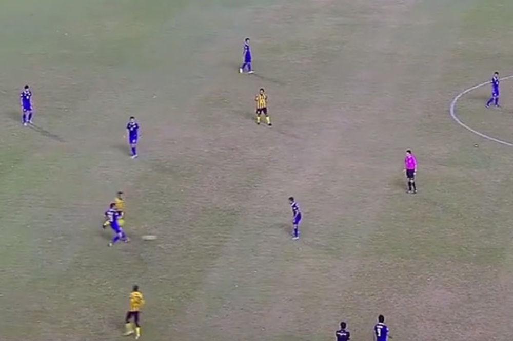 (VIDEO) KOPIRALI BARSELONU: Pogledajte tika-taku fudbalera Tajlanda