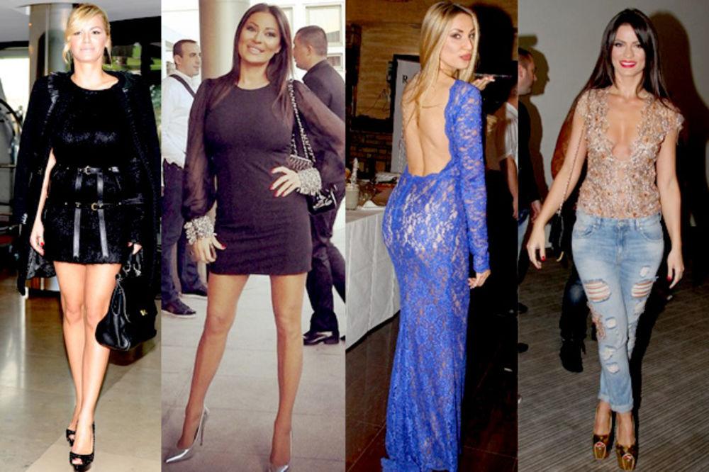 GLASAJTE: Izaberite najbolje obučenu pevačicu na estradi  u 2014.