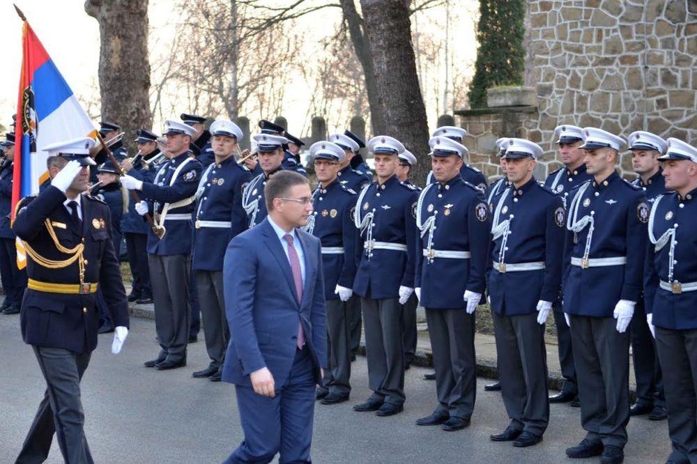 Stefanović: SAJ jedan od najvažnijih bezbednosnih stubova