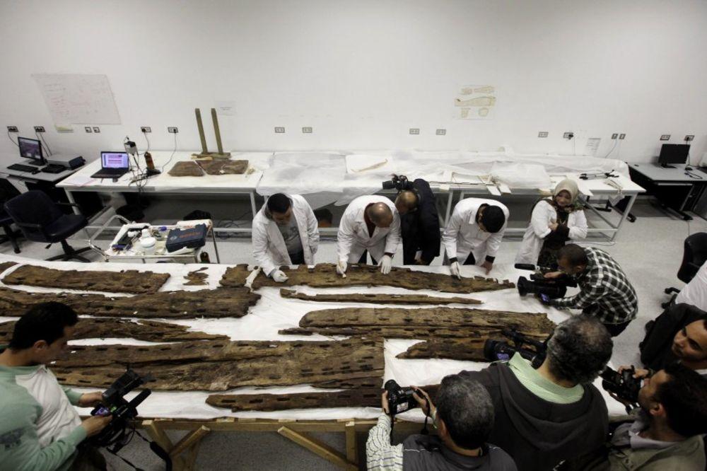 NEVEROVATNO OTKRIĆE: Pronađeno milion mumija u Egiptu!