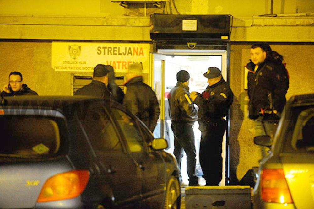 Tragedija u streljani Partizana: Kucao je poruke i pucao, a onda ispalio sebi metak u glavu!