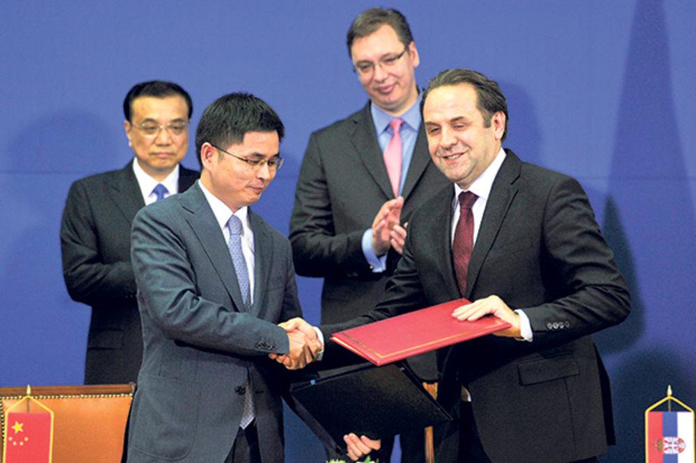 BENEFITI SAMITA: Kinezi kupuju Prvu petoletku, 14. oktobar, FAP i TE u Novom Sadu?