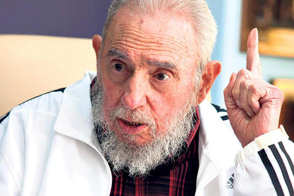 IZA KULISA: SAD i Kuba se pomirili Fidelu Kastru iza leđa