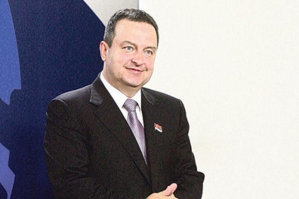 Dačić: Razgovaraćemo s Putinom o Južnom toku