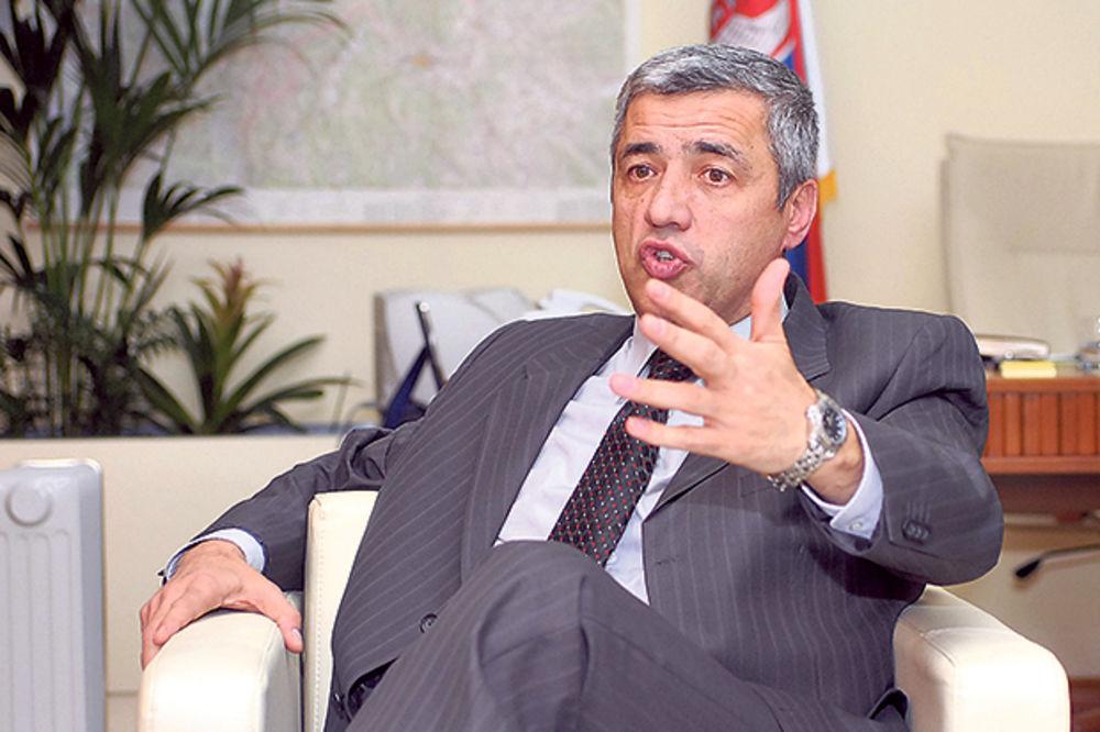 Oliver Ivanović, Foto Zorana Jevtić