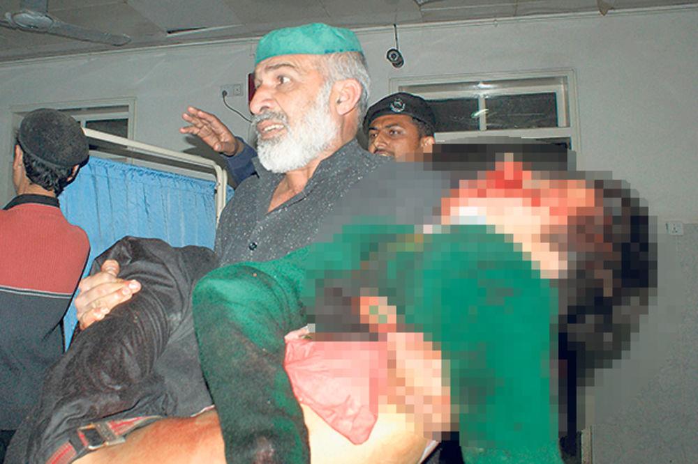 Pakistanska vojska ubila 59 talibana u znak odmazde