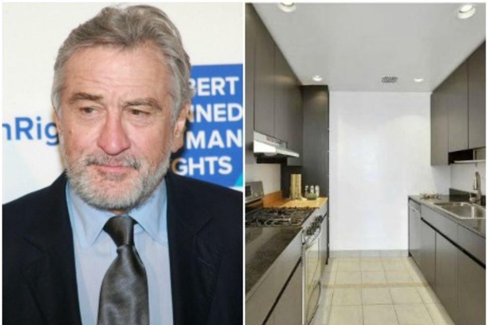 (FOTO) DOMOVI SLAVNIH: Robert de Niro odabrao najskromniji apartman od svih holivudskih zvezda