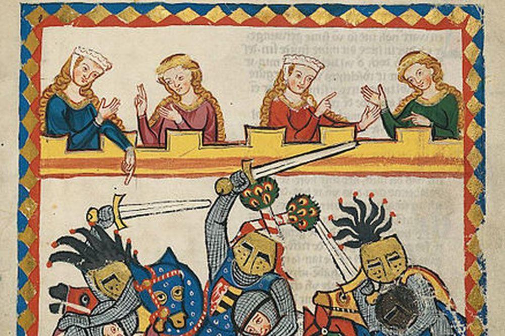 KAO U BAJKAMA ILI NE: Kako su se vitezovi ponašali prema ženama?