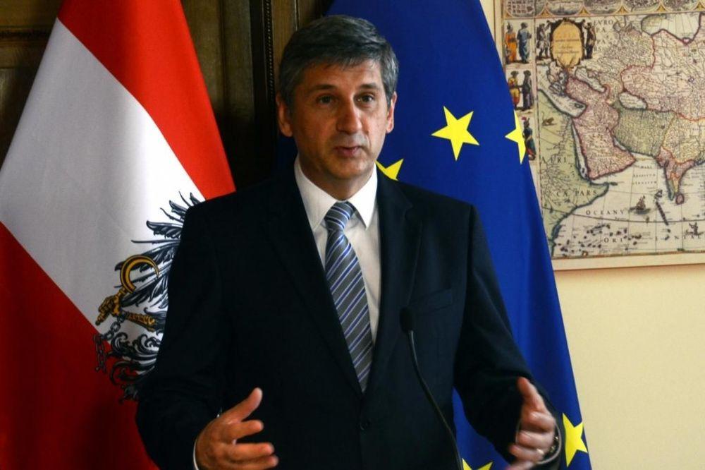 Bivši austrijski šef diplomatije radi na modernizaciji Ukrajine!