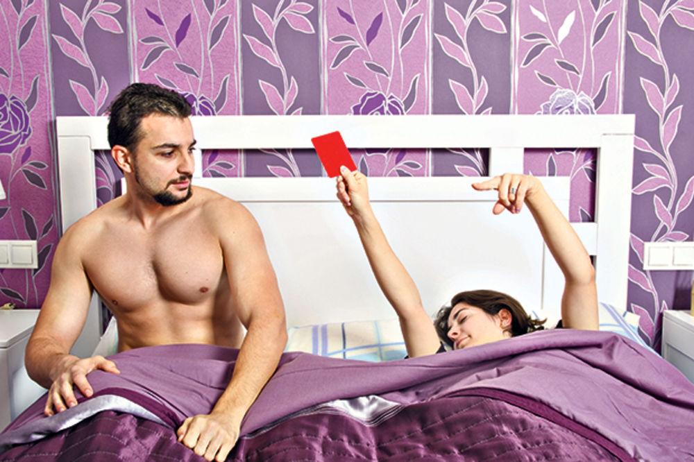 DOBRO ZAPAMTITE: Loš seks uništava brak