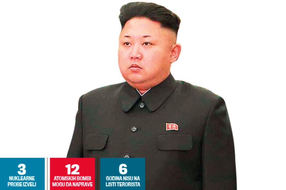 PRETNJA: Kim se zbog parodije sprema za rat sa SAD