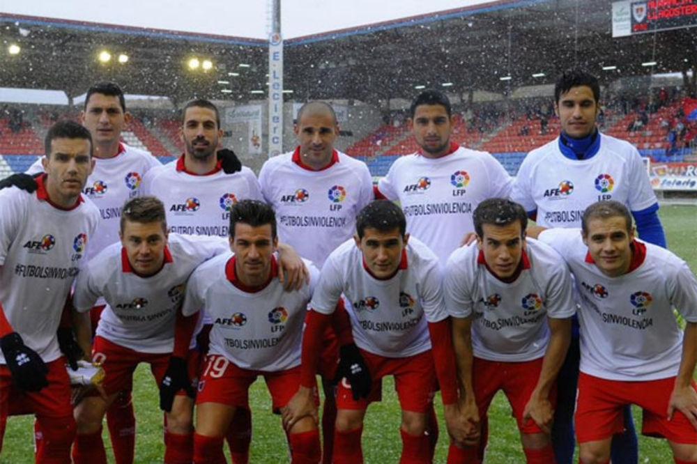 LUDILO U SEGUNDI: Numansija i Lugo igrali 6:6!