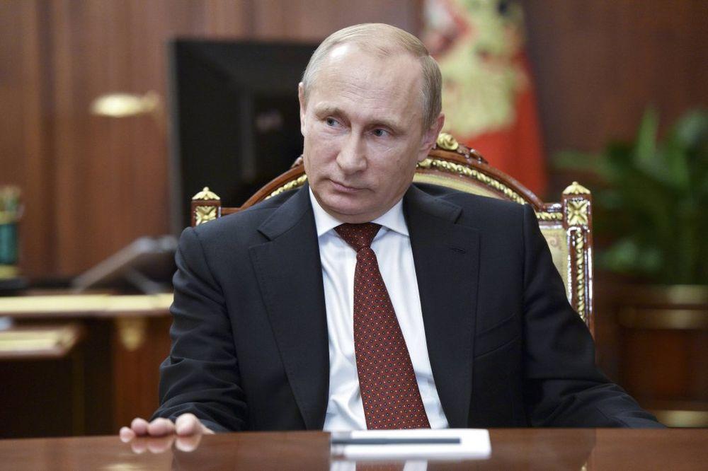 PUTIN: Više od 230 stranih špijuna identifikovano u Rusiji ove godine