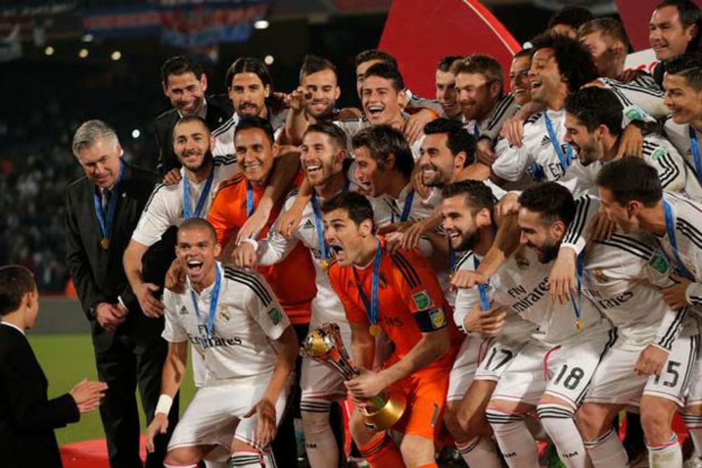 (VIDEO) KRALJ SE RADUJE, PAPA TUGUJE: Ramos i Bejl doneli Realu svetsku titulu