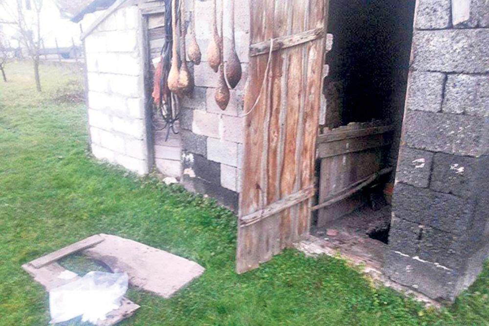 ŽIVU BEBU BACILI U POLJSKI WC: Vlasnik kuće ceo život želeo da ima decu!