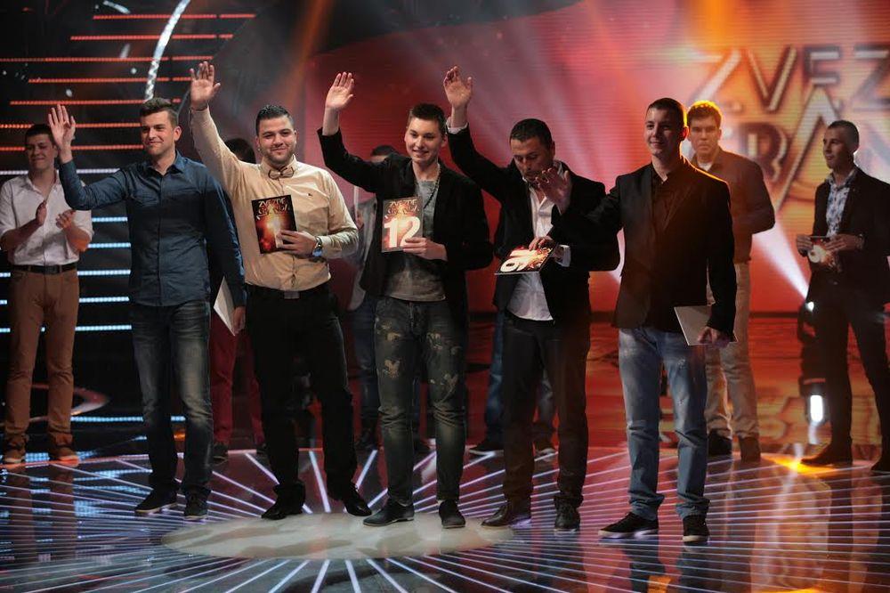 ZVEZDE GRANDA: Šefki, Edis, Nenad, Igor Gmitrović i Igor Vasiljkov su prošli dalje!