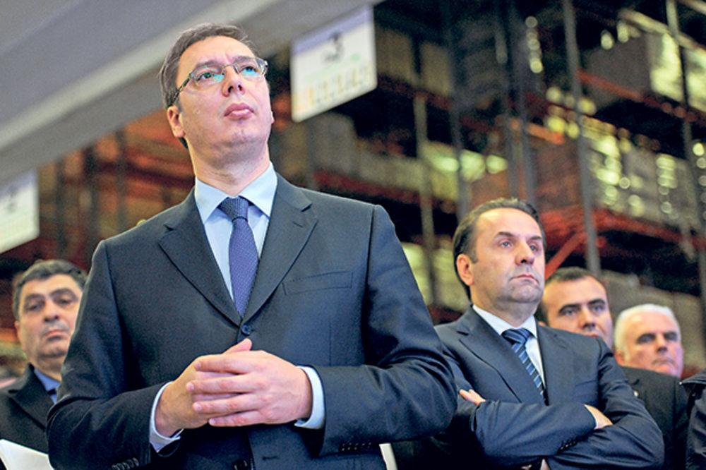 Vucic: Srbija je opet veoma otvoreno dru�tvo - Kurir