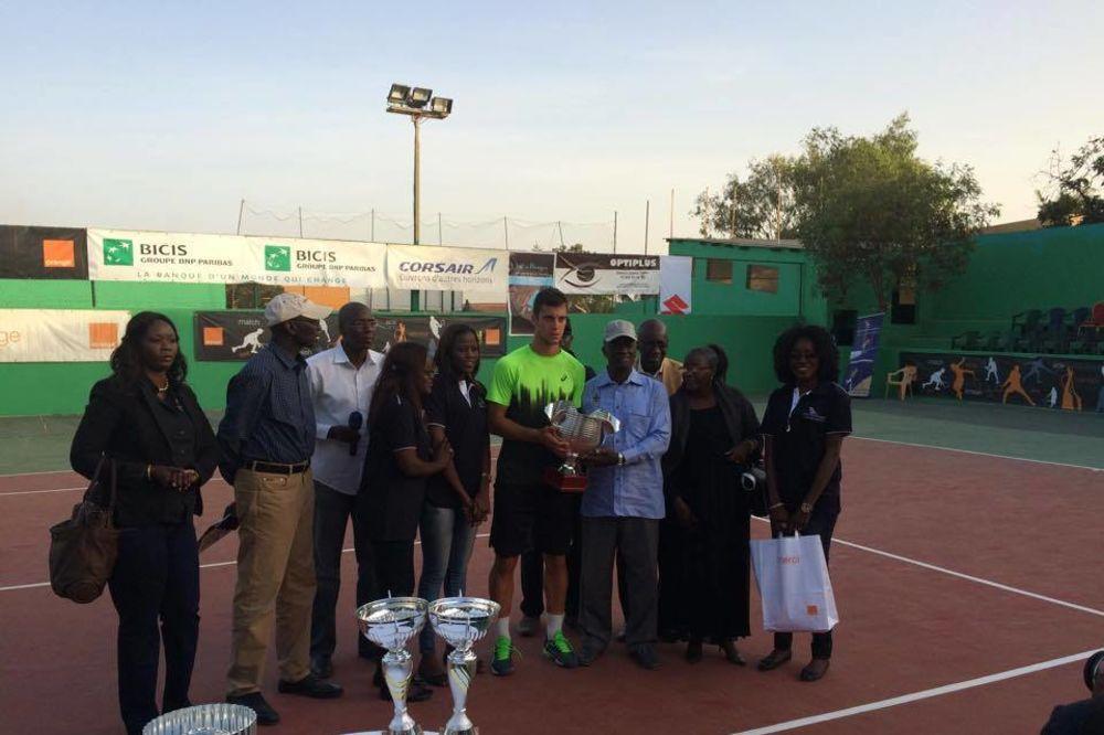 ČETVRTA TITULA: Laslo Đere najbolji u Senegalu
