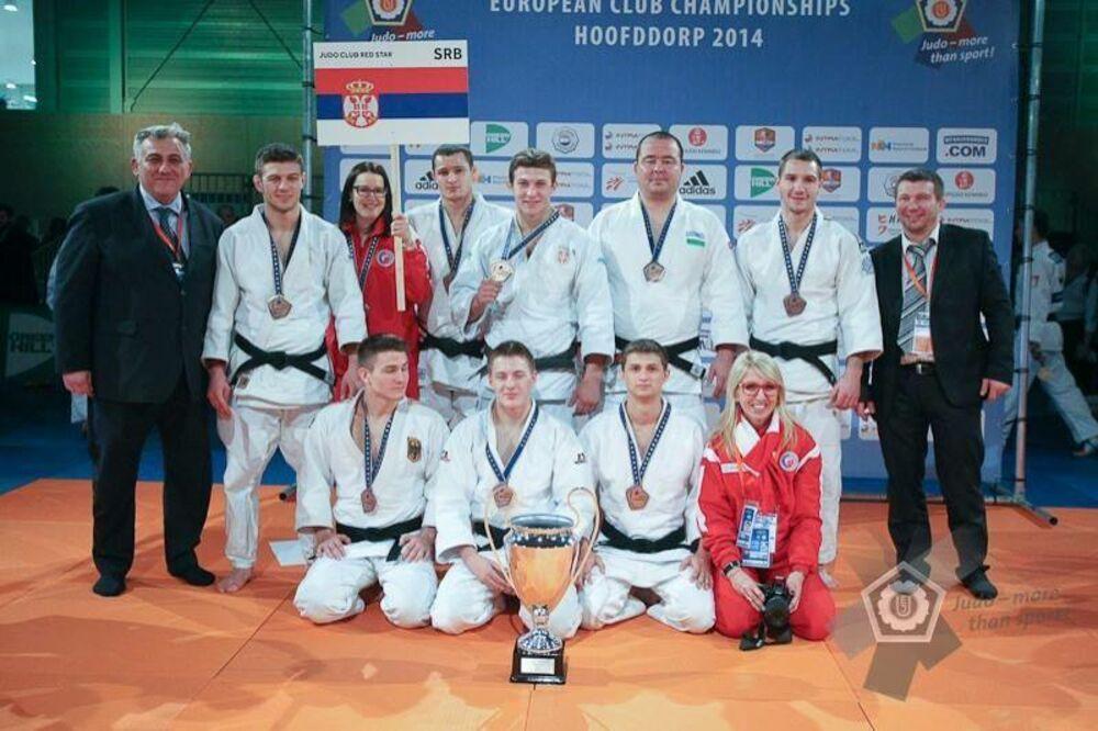 BLOG UŽIVO: Džudisti Zvezde osvojili evropsku bronzu