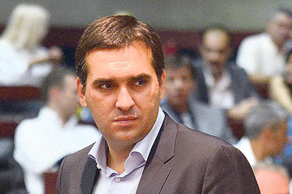 Radomir Nikolić: Dosad sam samo tri-četiri puta ručao o trošku Kragujevčana