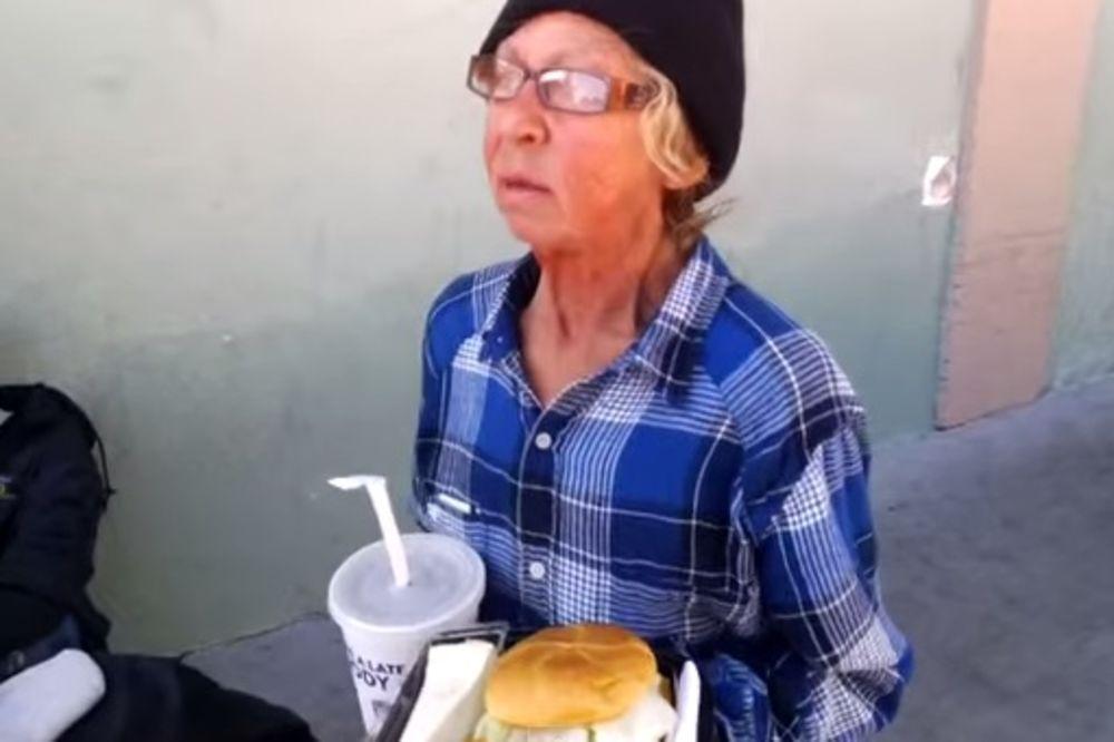 (VIDEO) Pitao beskućnike šta žele za Božić, iznenadiće vas njihovi odgovori!