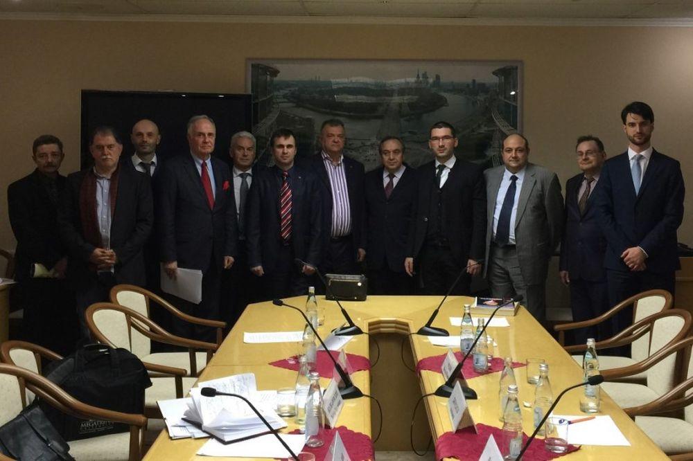Treća Srbija učesnik Balkansko-Crnomorskog foruma u Moskvi