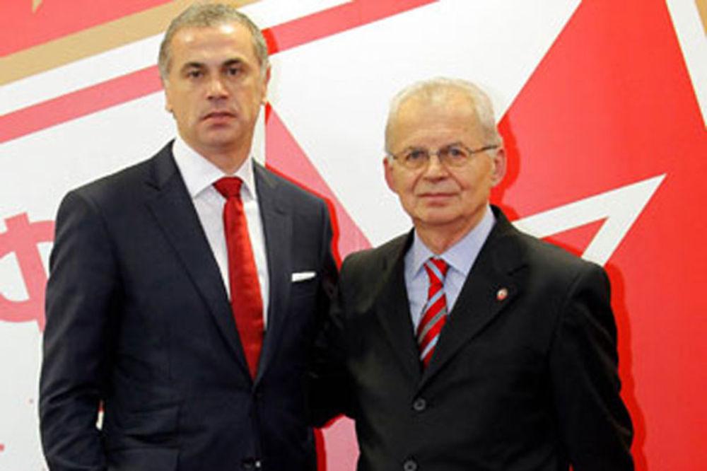 ZVEZDINA BUDUĆNOST: Mijailović sa Džajićem sprovodi plan za vraćanje duga od 52 miliona evra