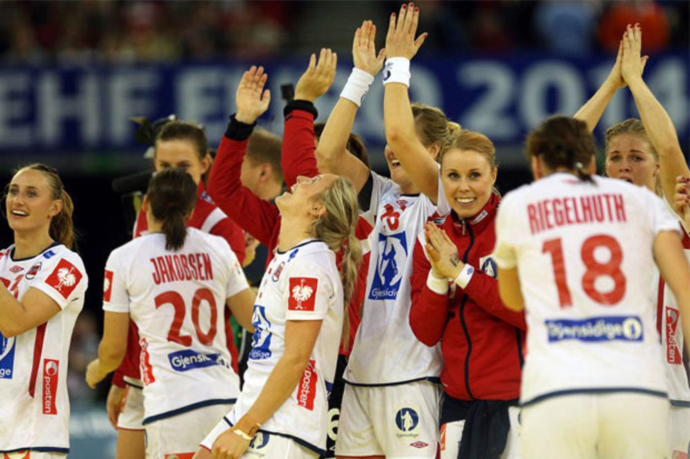 DOMINACIJA: Norvežanke šesti put prvakinje Evrope!