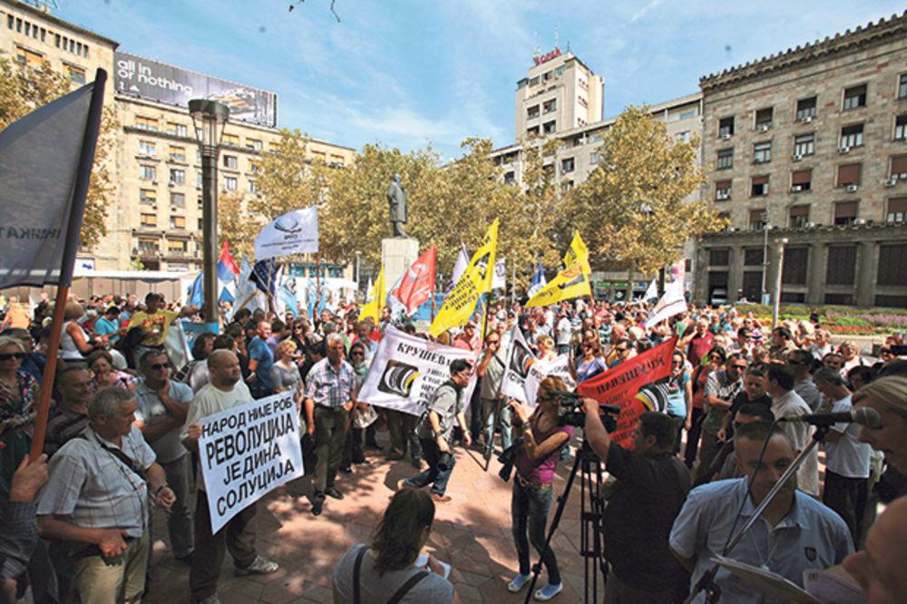 HAOS: Škole u potpunom štrajku, đaci bez zaključenih ocena!