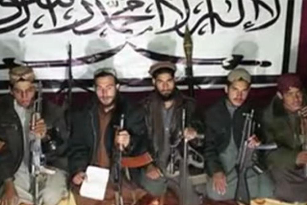 POHAPŠENI JATACI: Žena pomagala talibanima da masakriraju decu u školi u Pešavaru!