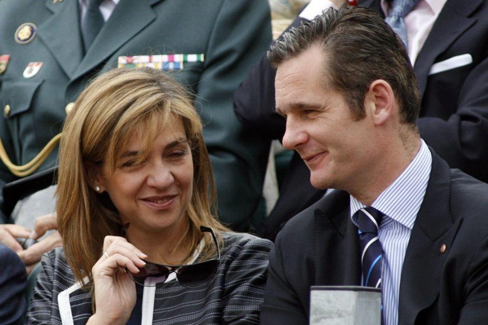 SUD ODLUČIO: Španska princeza Kristina optužena za utaju poreza i pranje novca