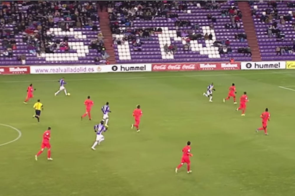 (VIDEO) ŠAMARČINA BARSELONI: Valjadolid uvalio drugom timu Barse sedam komada