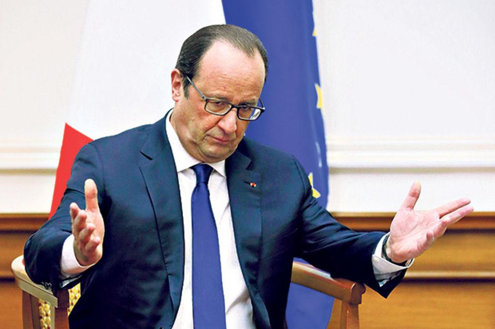 Francuzi u panici zbog džihadista!