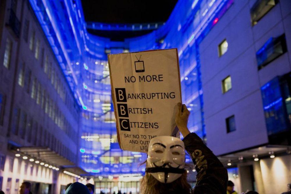 NAPAD ANONONIMUSA NA BBC: Sram vas bilo, prestanite da lažete! (VIDEO)