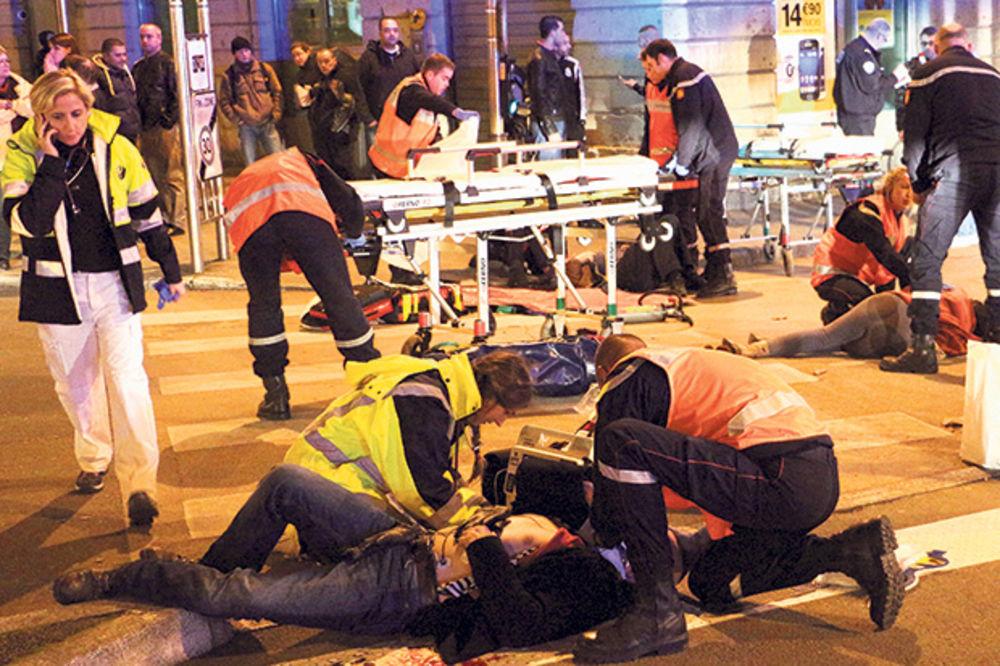 Božić u Parizu u senci napada islamista